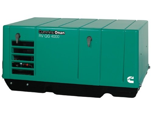 Cummins Onan (3.6Ky-Fa/26120) Microquiet Lp Generator