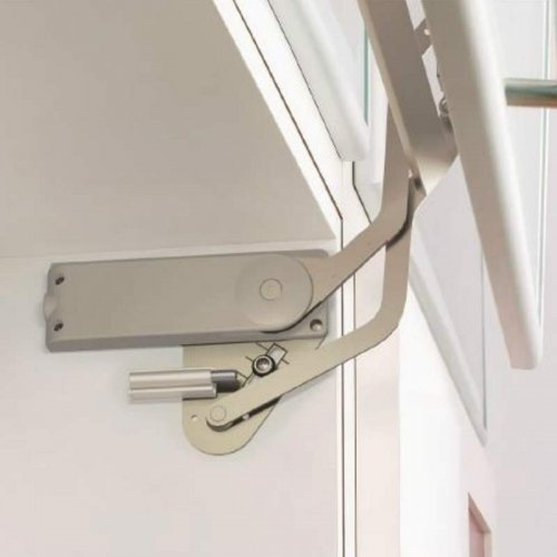 Vertical Swing Lift-Up Mechanism (Vertical Hinges Cabinet Door compare prices)