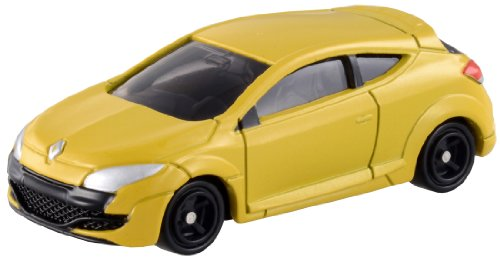 Tomica No.44 - Renault Megane RS (Box) - 1