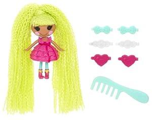 Lalaloopsy Mini Loopy Hair Pix E. Flutters Doll