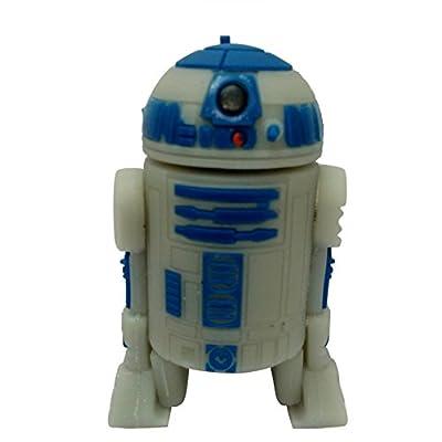Hitkart USB Flash Drive New Style Star Wars R2D2 P30-8GB Storage Device USB 2.0 or Higher