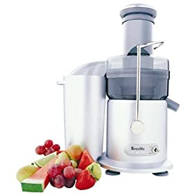 Factory-Reconditioned Breville XXJE95XL Two Speed Juice Fountain Plus