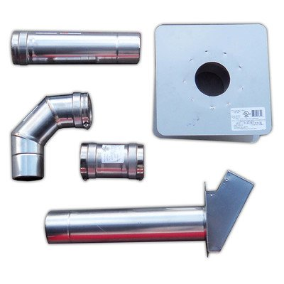 Cheapest Price! Horizontal Vent Kit for 40HI