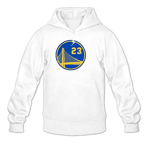 YQUE Men's Golden Basketball Team StatWarrior Hoodies Hooded Sweatshirt Size XXL White (Golden Weed Grinder compare prices)