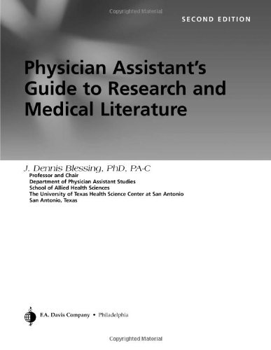 Physician Assistant's Guide to Research and Medical...