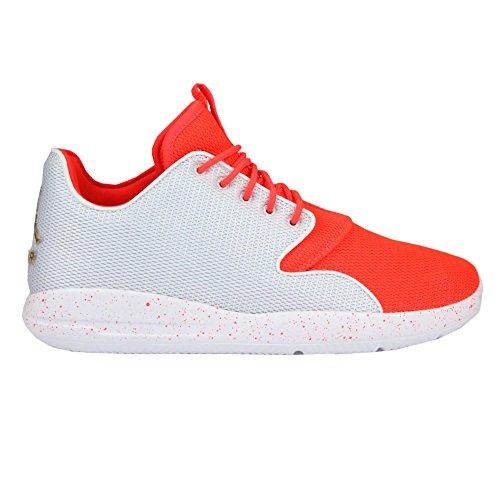 Nike Jordan eclipse - Scarpe da basket, Uomo, colore Bianco (white/mtlc gold coin-infrared 23), taglia 41