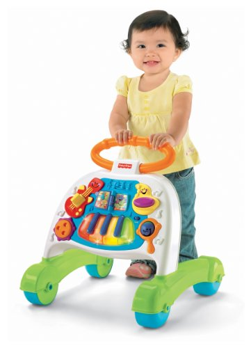 Fisher-Price 2-in-1 Singing Band Walker - 1