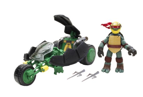 Teenage Mutant Ninja Turtles Stealth Bike Vehicle