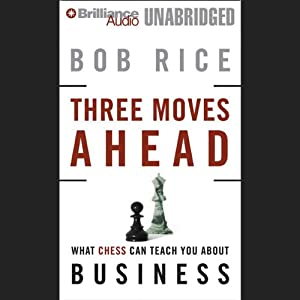 Three Moves Ahead Audiobook