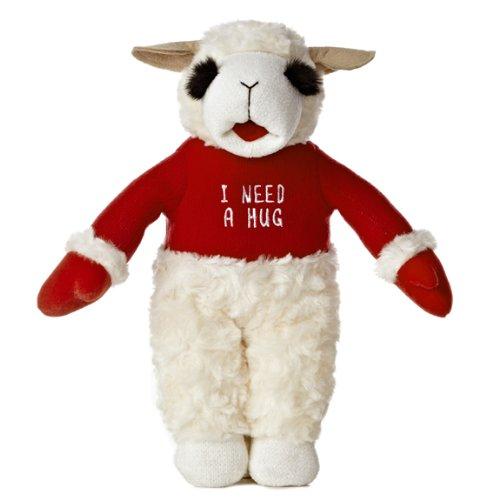 Stuffed Animal Lambs front-1057587
