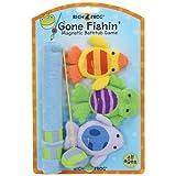 Rich Frog Gone Fishin' Magnetic Bathtub Game - Pond