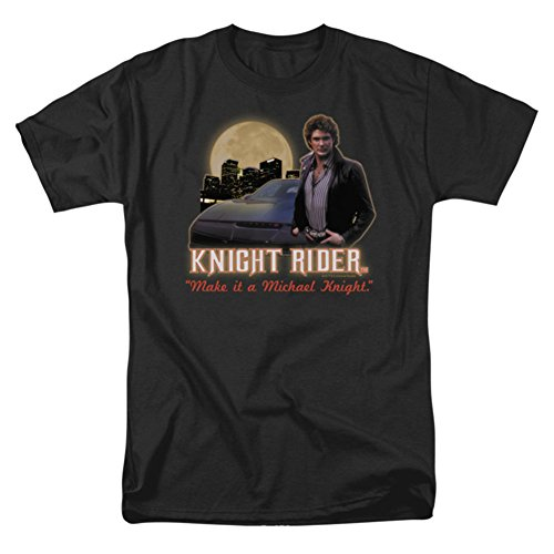 Knight Rider Men's Michael