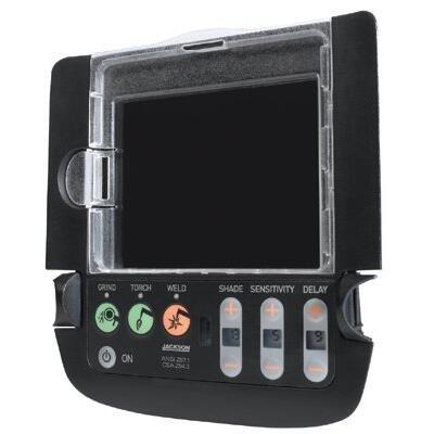 Jackson Safety 30319 Truesight Digital Auto-Darkening Filter, Cartridge Only