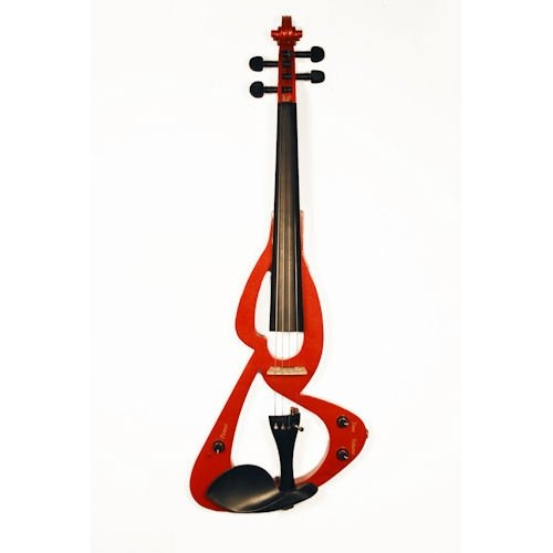 Barcelona Beginner Series Electric Violin with Carrying