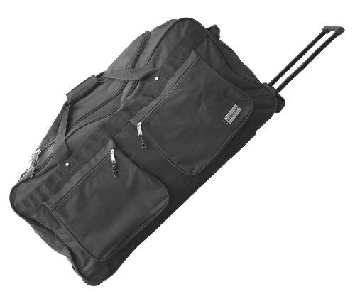 Reisetasche mit 3 Rollen 115 l XXL Eine robust