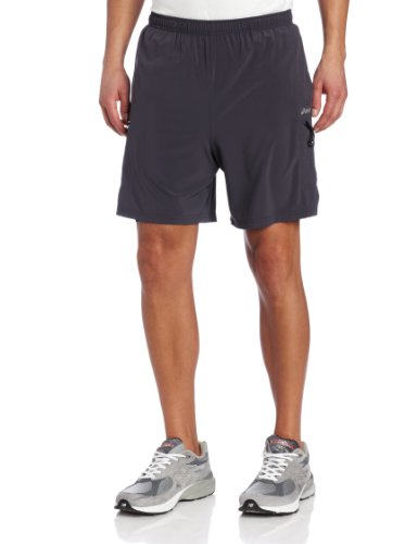 ASICS Asics Men's Fujitrail EV Short, Large, Steel