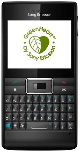 Sony Ericsson Aspen iconic black sim-free, unbranded