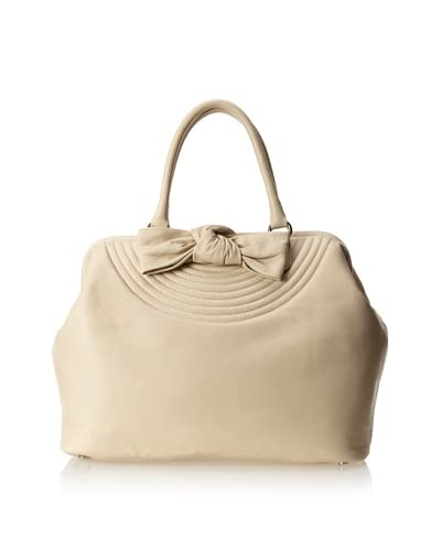 RED Valentino Women's Bow Bag, Beige