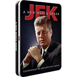 JFK - A New World Order - Collector's Tin