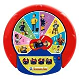 Fireman Sam Activity Quiz Wheel