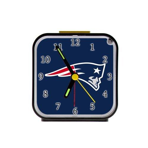 Patriots Alarm Clocks New England Patriots Alarm Clock