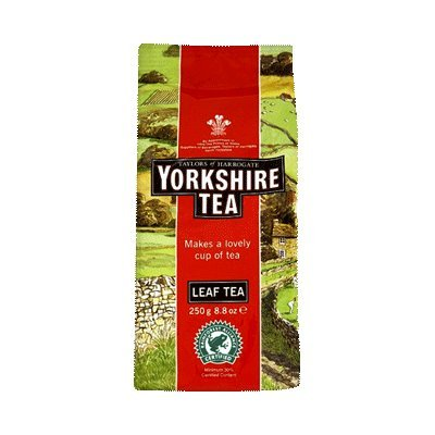 Taylors of Harrogate Yorkshire Red Tea -8.8oz Foil Bag