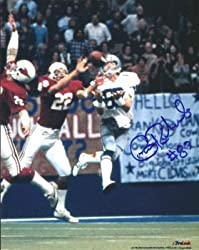 Golden Richards Autographed Dallas Cowboys 8x10 Photo