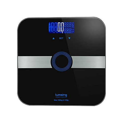 body-fat-scalelumsing-smart-digital-body-weight-monitor-high-precision-400lbs-capacity-measures-weig