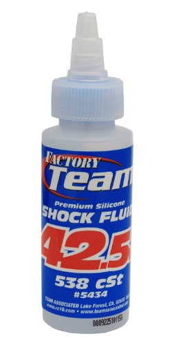 Team Associated 5434 42.5 Weight Silicone Shock Fluid - 1