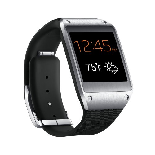Click to buy GALAXY Gear SM-V700 - black - Smart watch - From only $299.99