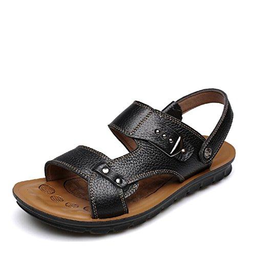 Scarpe da spiaggia/Traspirante scarpe/scarpe casual/Antiscivolo scarpe-C Lunghezza piede=24.3CM(9.6Inch)