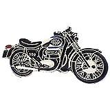 限定 レア ピンバッジ バイク二輪オートバイBSA ピンズ フランス