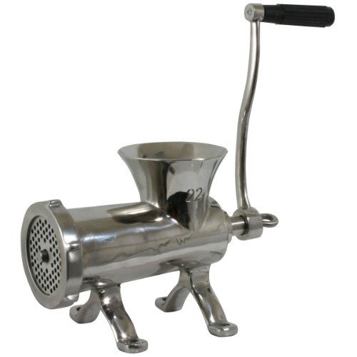 Sportsman SM07529 22 Stainless Steel Meat Grinder
