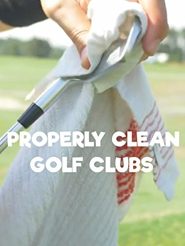 Properly Clean Golf Clubs