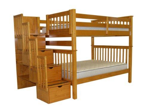 Bedz King Bunk Bed 190 front