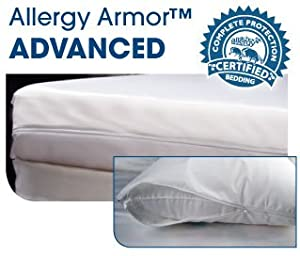 Allergy Armor Advanced Pillow Cover- Body