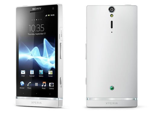 Link to Sony Ericsson Xperia S LT26i White 32Gb WiFi Android Unlocked 3G Phone SALE