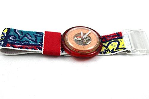 1991 Rare Vintage Swatch Watch Pop Provencal PWK137 0