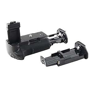 Poignée d'Alimentation Batterie Grip DynaSun E5 pour Appareil Photo Canon EOS 450D 500D 1000D BG-E5