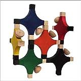 El mármol de la gama del juguete de los bloques corre NUEVOS JUEGOS del 12cm