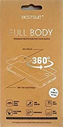 Full Body 360 Screen Guard for Samsung S6 Edge with Anti-Shock, Anti-Glare, Transparent Protection for your Device