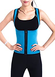 ValentinA Slimming Neoprene Vest Hot…