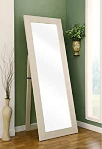 Wall Mount Full Length Floor Mirror This Cheval Mirror Is Made Of Fiber Board And