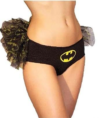 DC Comics Batgirl Logo Panty with Tutu | XL