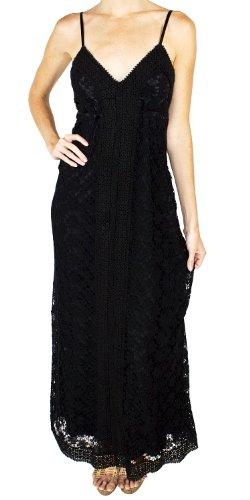 Meghan Seychelles Dress Long-Black-8