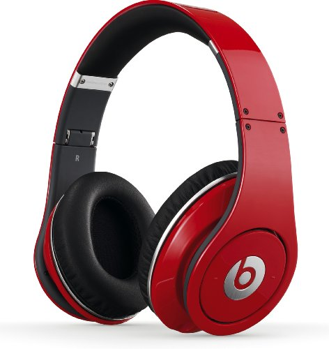 Beats Studio Over-Ear Headphone (Red)