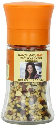Rachael Ray, Fat Boy Spice Grinders, 1.1oz-3.88oz Bottle (Pack of 2) (Choose Spices Below) roberts rachael sayer mike insight pre intermediate workbook