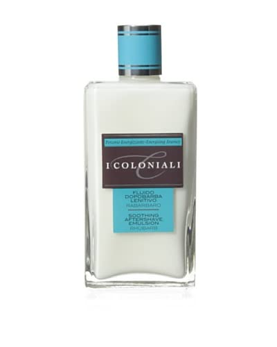 I Coloniali Soothing Aftershave Emulsion with Rhubarb, 3.3 fl. oz.