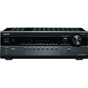 Amazon - Onkyo  3D-Ready 5.1-Channel Home Theater Receiver - $199.99