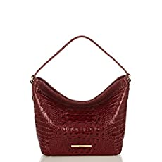 Small Harrison Hobo Bag<br>Carmine Red Melbourne